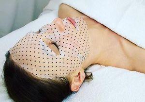 Quel est donc ce masque à pois pour le visage que l'on voit partout sur Instagram ?