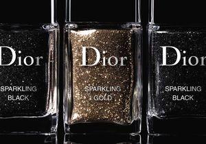 Dior couvre nos ongles de paillettes