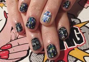 Manucure Star Wars : 12 idées pour avoir la Force jusqu'au bout des doigts