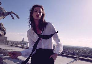 L'interview beauté de Crista Cober, égérie de Mon Paris d'YSL Beauté