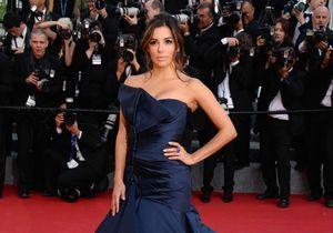 Le look du jour de Cannes : Eva Longoria en Versace