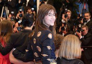 Cannes 2014 : le sourire de Charlotte Gainsbourg sur le tapis rouge