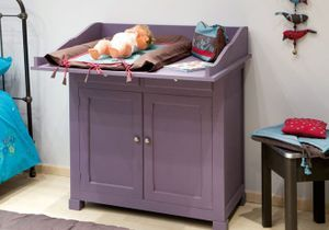 Les meubles rétro-vintages de Laurette