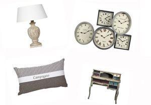 campagne elle d coration. Black Bedroom Furniture Sets. Home Design Ideas