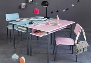 Enfants : à chaque âge son bureau !