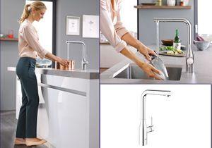 L'actu du jour : un robinet qui se déclenche sans les mains !