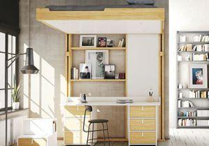 L'inspiration du jour : le lit astucieux Espace Loggia