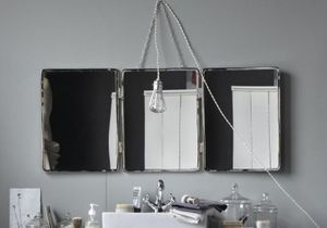 25 miroirs de salle de bains : pour lequel craquerez-vous ?