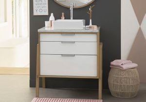 Tendance du jour : les meubles de salle de bains en bois