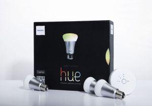 Contrôlez l'éclairage de votre maison en un clic !