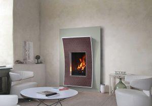 Osez la cheminée design