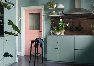 Comment twister vos portes avec de la peinture ?