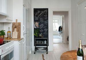 La peinture ardoise, un revêtement fun à adopter dans toute la maison