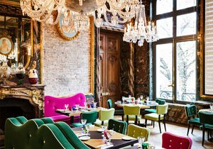 Paris : 12 adresses design qui vont régaler les gourmands !