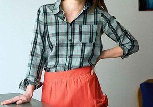 Elodie Laleous, en mode fashion design