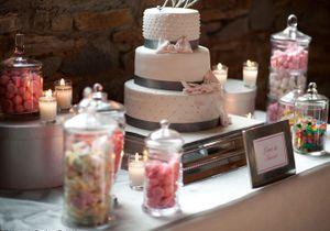Des idées déco pour votre buffet de mariage