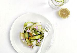 Comment cuisiner la courgette pour mincir ?