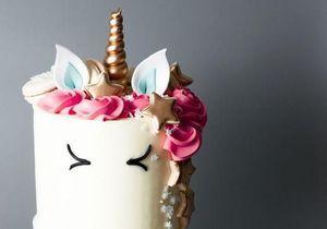 10 idées de gâteaux licorne qui vont vous faire rêver