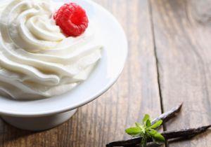 Chantilly, la crème qui monte