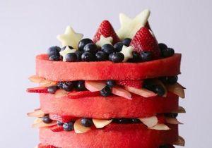 Voici le gâteau le plus léger (et facile) du monde !
