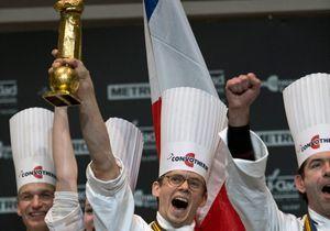 La France remporte le Bocuse d'or 2013