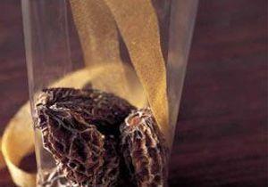 Que faire avec des morilles séchées ?