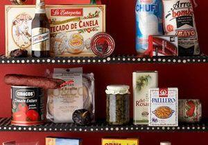 Des produits de placards hispaniques
