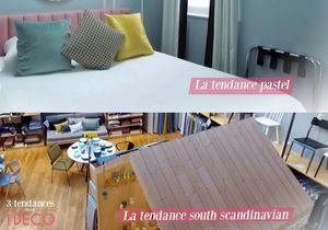 3 Tendances pour 1 Déco - Le style Pastel et Scandinave !