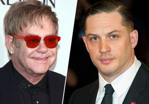 Pourquoi on valide Tom Hardy en Elton John