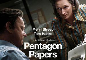 Pourquoi il faut courir voir « Pentagon Papers »