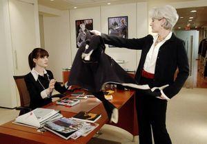 Le Diable s'habille en Prada : la scène coupée qui change tout !