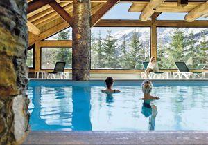 Partir au ski entre amies en résidence Pierre & Vacances