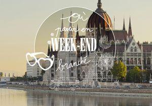 #readytogo : Où partir pour un weekend branché ?