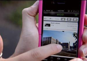 Erodr, le réseau social qui inquiète Facebook