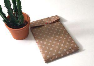 #DIY : comment faire une pochette cadeau