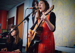 ELLE LIVE #41 : Alela Diane chante à la rédaction