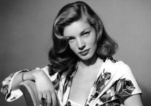 """Lauren Bacall, dernière icône hollywoodienne citée par Madonna dans """"Vogue"""""""
