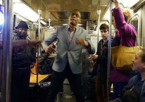 L'anti-blues du dimanche soir : ça swingue dans le métro new-yorkais