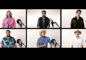 L'anti-blues du dimanche soir : Ils chantent le générique de « Jurassic Park » a cappella