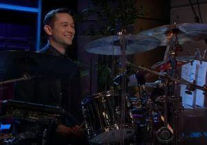 #PrêtàLiker : quand Joseph Gordon-Levitt démontre ses talents de batteur