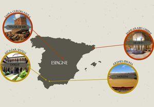 Game of Thrones : l'infographie pour découvrir les vrais lieux de tournage
