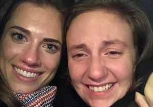Lena Dunham fait un adieu émouvant à « Girls » sur Instagram