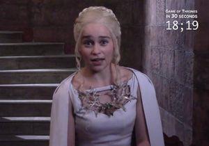 #PrêtàLiker : le pari fou des acteurs de « Games of Thrones » qui tentent de résumer la série