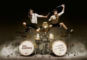 « Fills Monkey » : un spectacle dingue et musical mené tambour battant