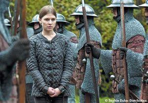 Clémence Poésy est « Jeanne Captive »