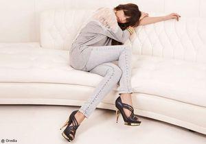 Le 1er baiser détrôné par… la 1ère paire de chaussures !