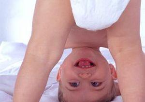 Les couches pour bébé pourraient produire de l'énergie