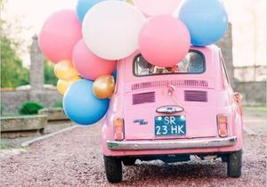 10 jolies façons de décorer sa voiture de mariage