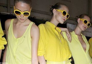 Coup de jaune sur notre look