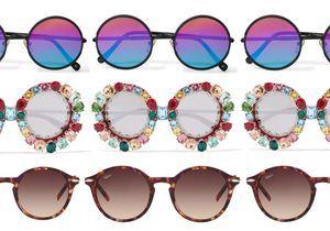 Cool, des lunettes rondes !